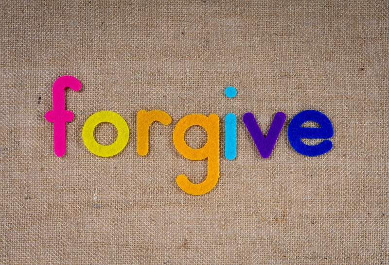 forgive by magdaehlers